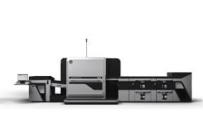 デジタル印刷での高生産を実現するよう設計された「HP Indigo 100K デジタル印刷機」