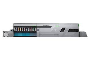 「HP Indigo V12デジタル印刷機」は、2022年に販売開始予定