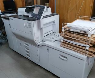 カラーオンデマンド印刷機の『RICOH Pro C5100S』