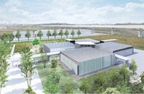 「理想開発センターⅡ」外観