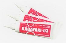 グレーズ除去・色替え補助剤 「KAGAYAKI-03」