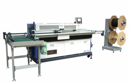 紙製リング製本機RBM-420