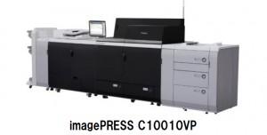 imagePRESS C1001OVP