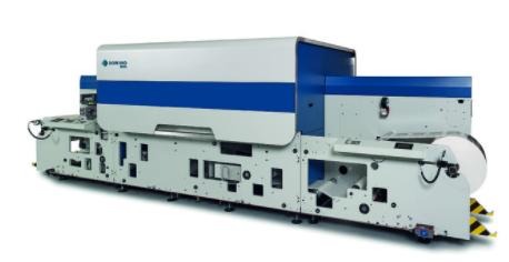 デジタルラベル印刷機「N730i」
