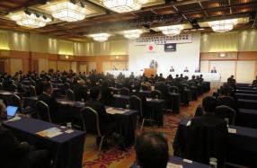 北海道工組80周年記念式典
