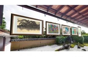 可能性アートプロジェクト展 in 大徳寺 瑞峯院 2 - コピー