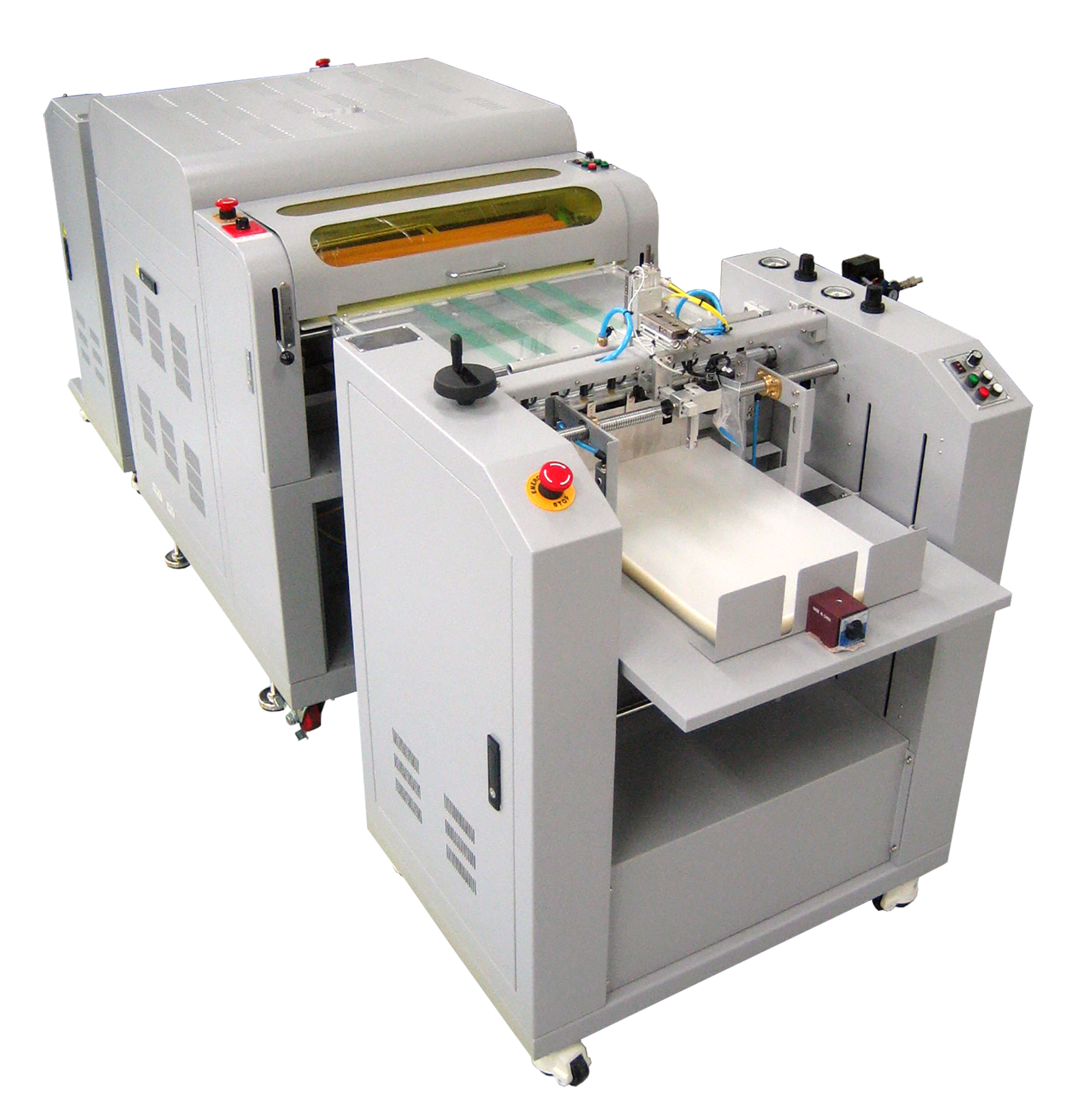 Water Based Coater 20WB