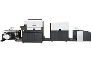 HP Indigo 6900デジタル印刷機