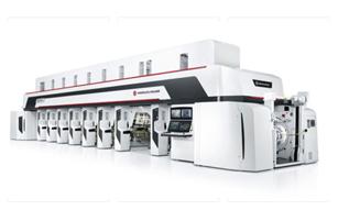 W&H社 グラビア印刷機