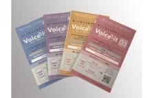 Voice-it QRコード音声シール