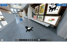 「可能性アートプロジェクト展2021」のイメージ © Toppan Printing Co., Ltd.