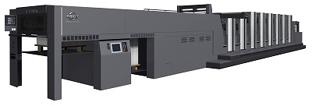 B1判片面薄厚兼用6色印刷機RMGT 1060LX-6+DU+CC+2LD 菊全判ワイド片面薄厚兼用6色印刷機RMGT 1020V2LX-6+DU+CC+2LD