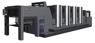B1判片面4色印刷機RMGT 1060ST‐4 菊全判ワイド片面4色印刷機RMGT 1020V2ST-4