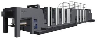 B1判タンデムパーフェクター8色印刷機RMGT 1060TP‐8/ 菊全判ワイド8色印刷機RMGT 1020V2TP-8
