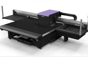 LED-UV方式大型フラットベッドインクジェットプリンタ「JFX600-2513」「JFX550-2513」