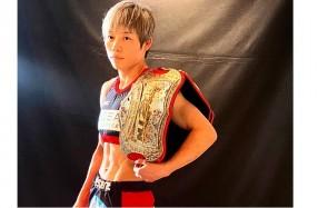 RIZIN 浜崎選手top