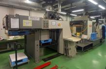 丸金印刷のコーター兼用の枚葉印刷機検査装置