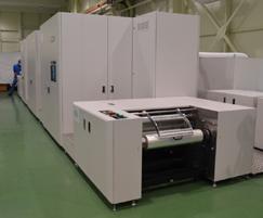 軟包装印刷用フルカラー水性インクジェットプリンター『MJP30AXF』