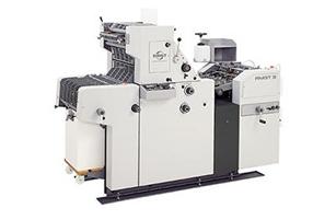A3判縦通しオフセット印刷機 RMGT 340CR-1(封筒フィーダー付)