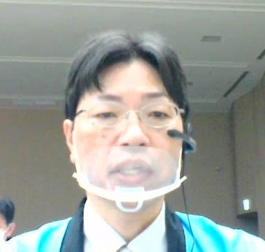 池水孝弘実行委員長